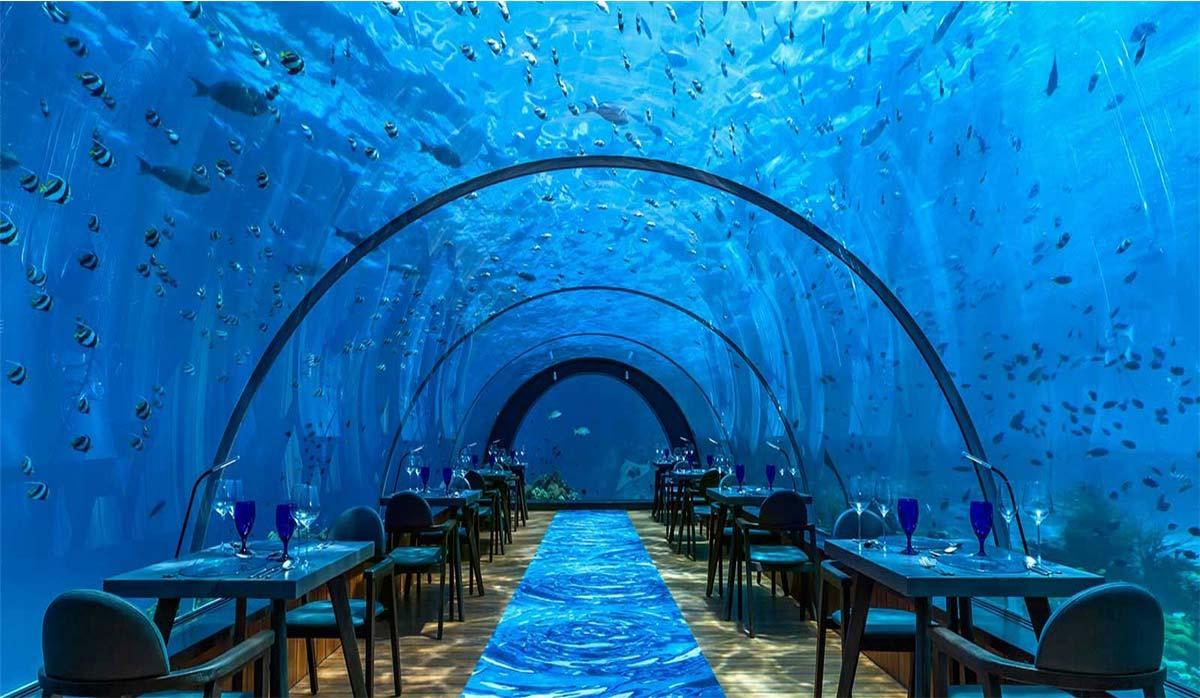 رستوران زیرآب