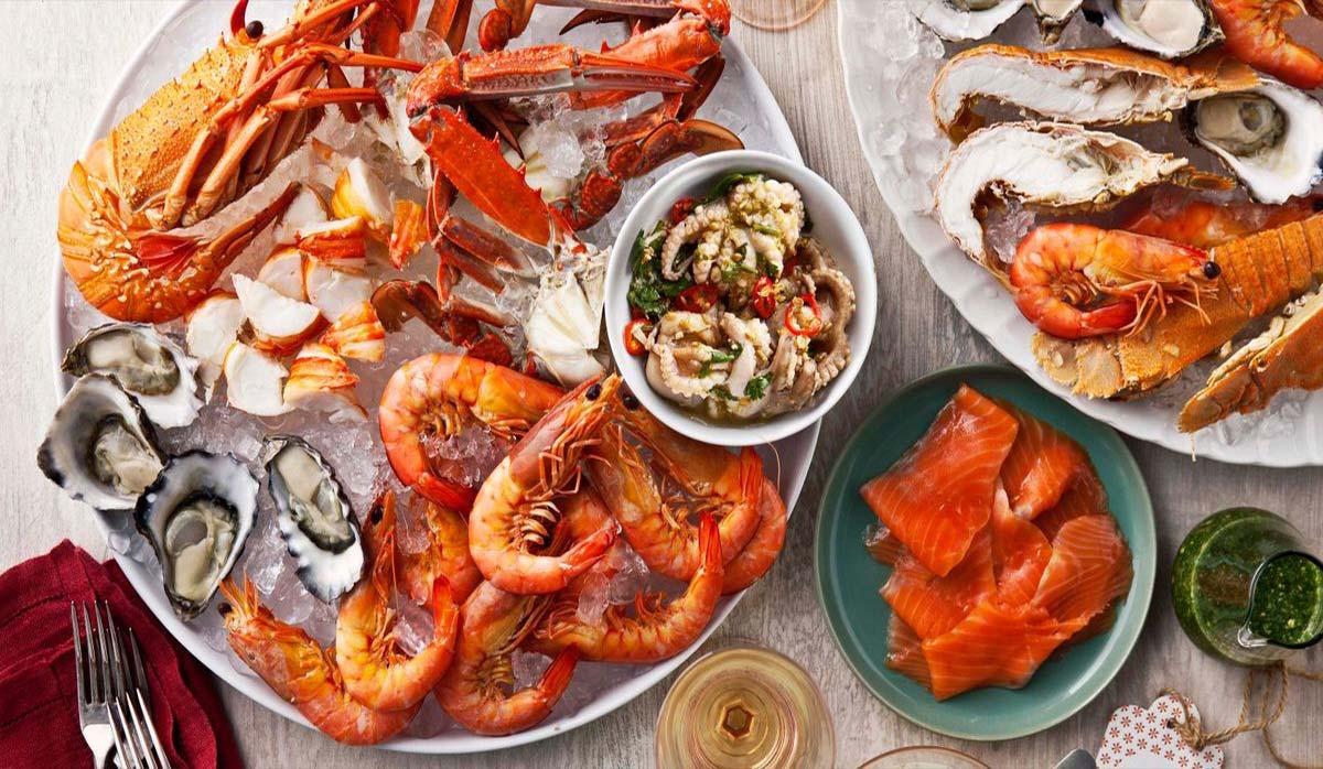 غذای دریایی