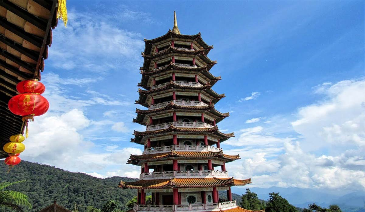 معبد چین سویی کِیو