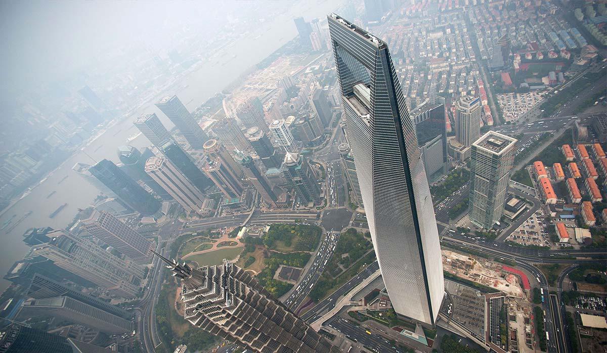 مرکز تجارت شانگهای