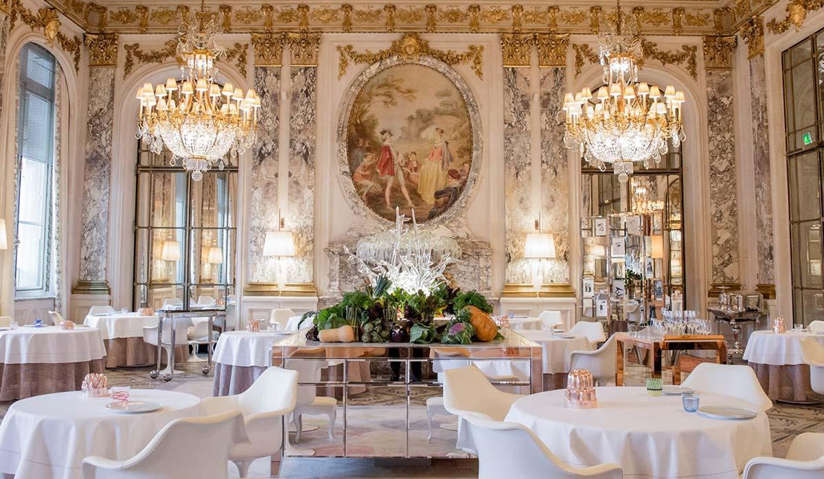 رستوران لاکچری پاریس