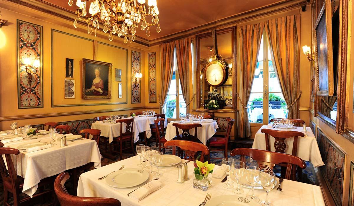 رستورانهای پاریس