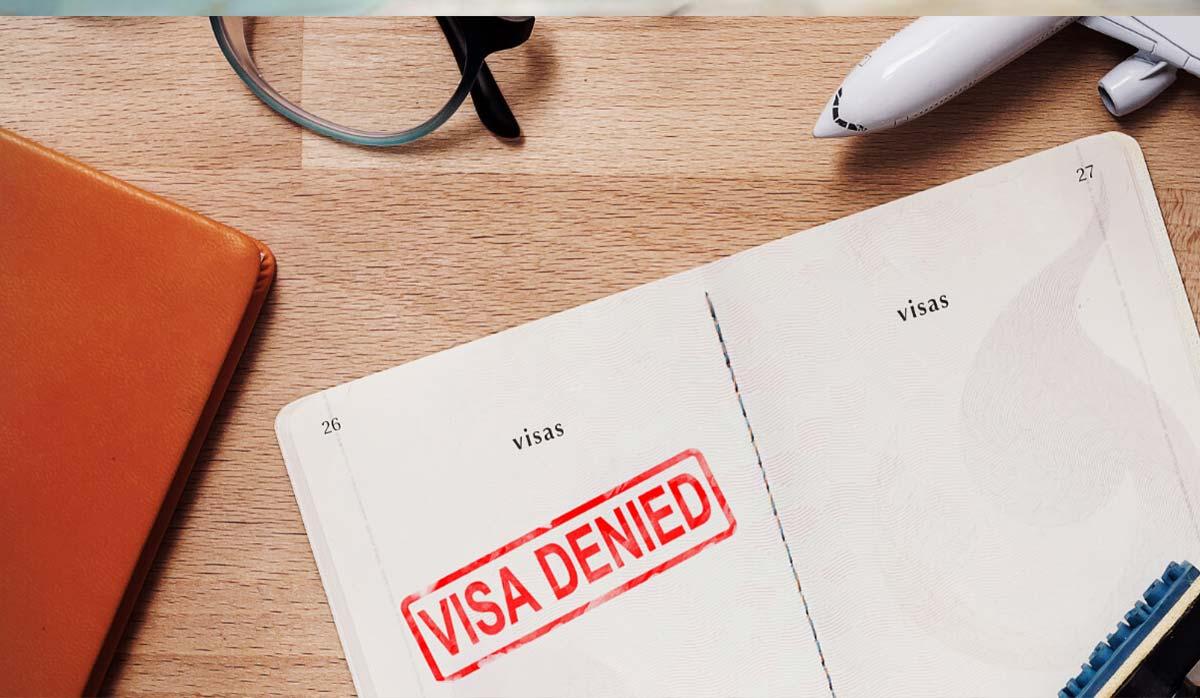 رد شدن ویزای کانادا