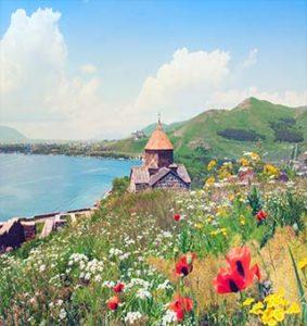 سفر زمینی به ایروان، ارمنستان