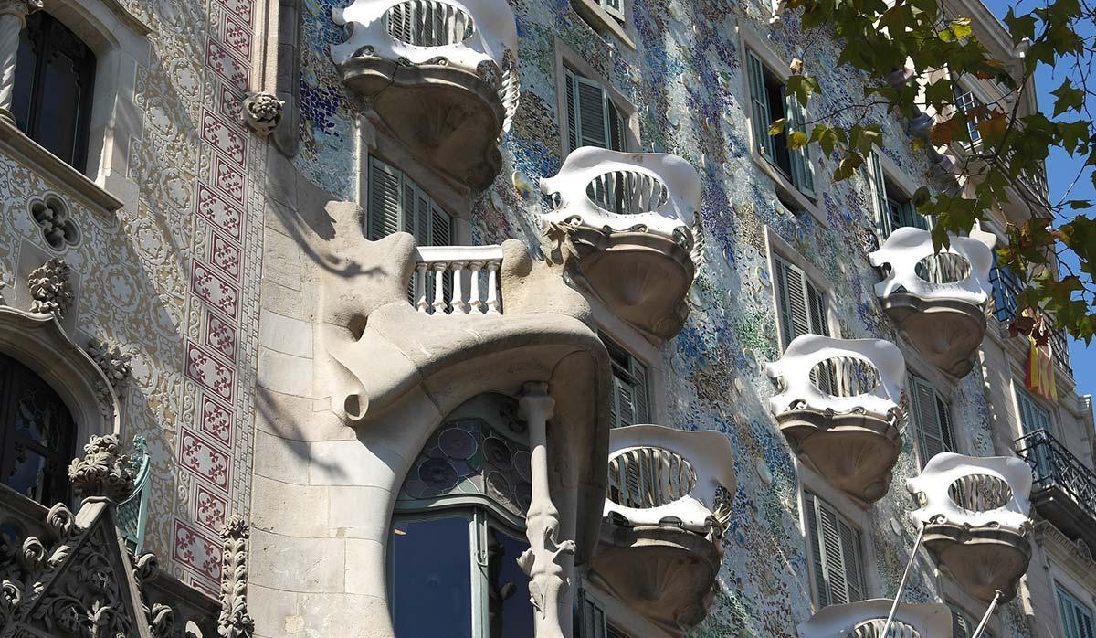 جاذبههای گردشگری بارسلون