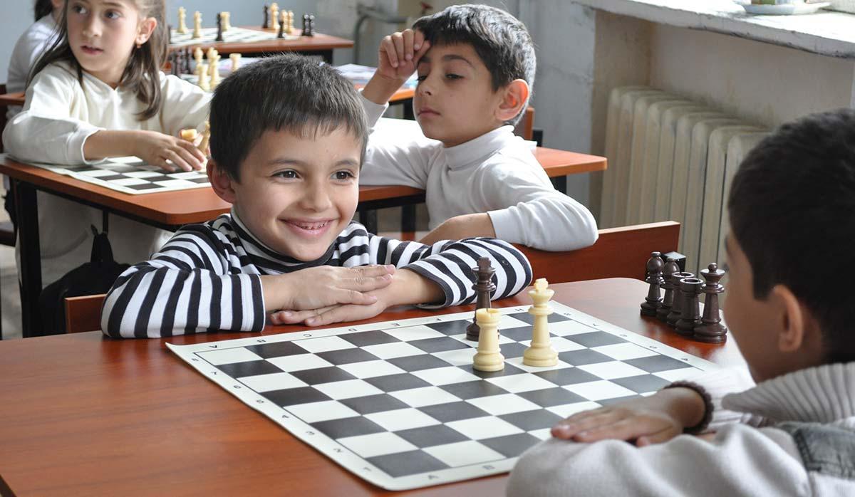 شطرنج در ارمنستان