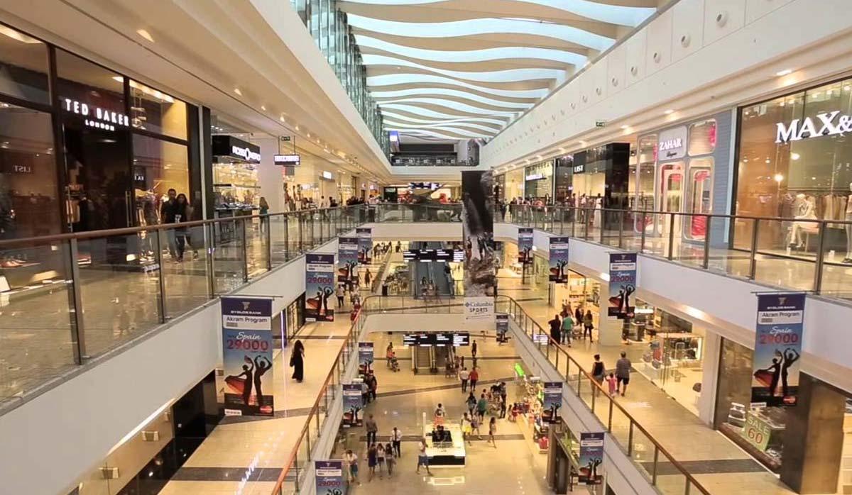 مراکز خرید لبنان