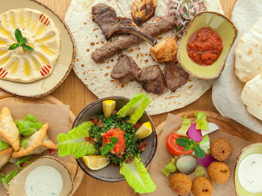 انواع غذاهای حلال روسی