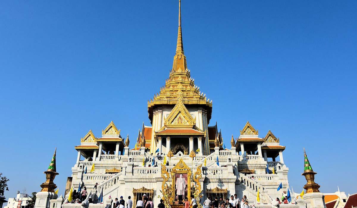 جاذبههای بانکوک
