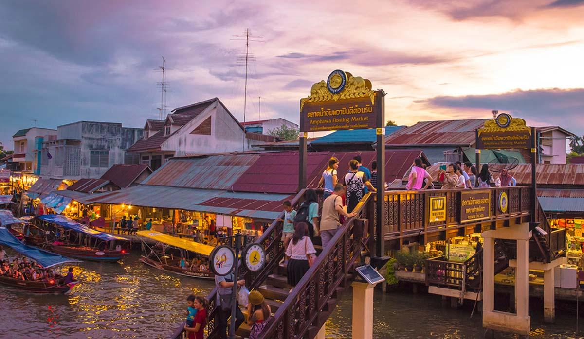 بازار تایلند