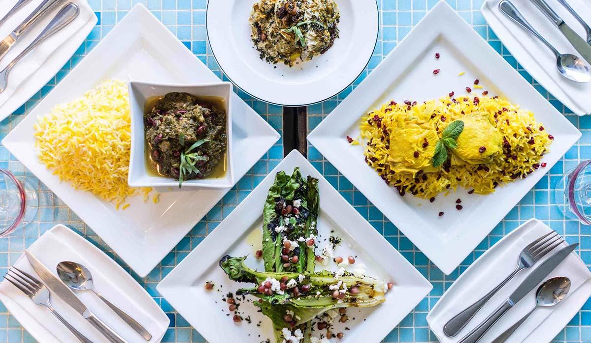 رستوران ایرانی تورنتو