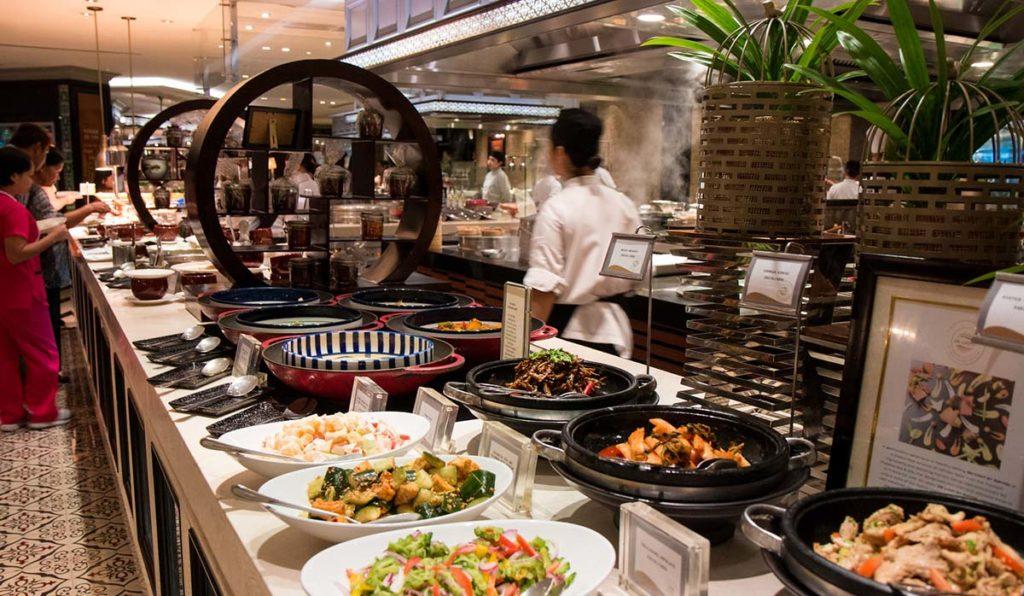 رستورانهای مانیل