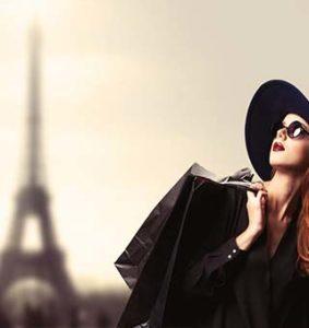 لوکسترین مراکز خرید پاریس – فرانسه