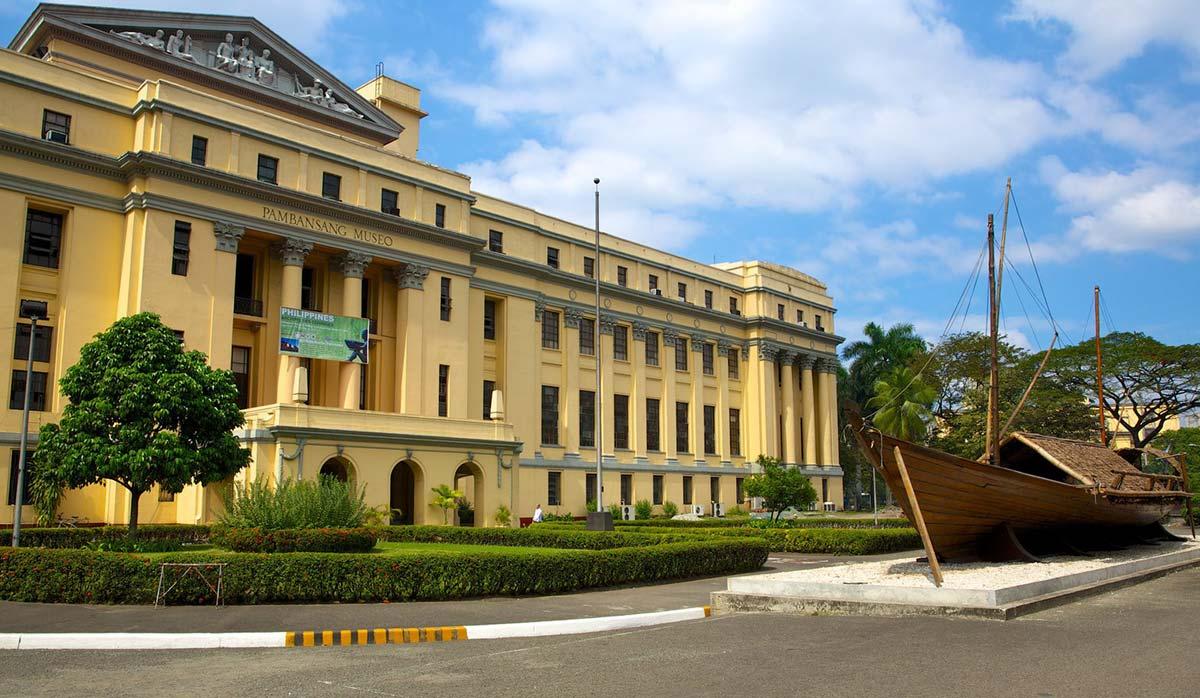 موزههای فیلیپین