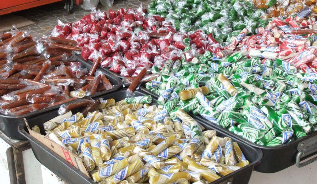 شکلات مالزی