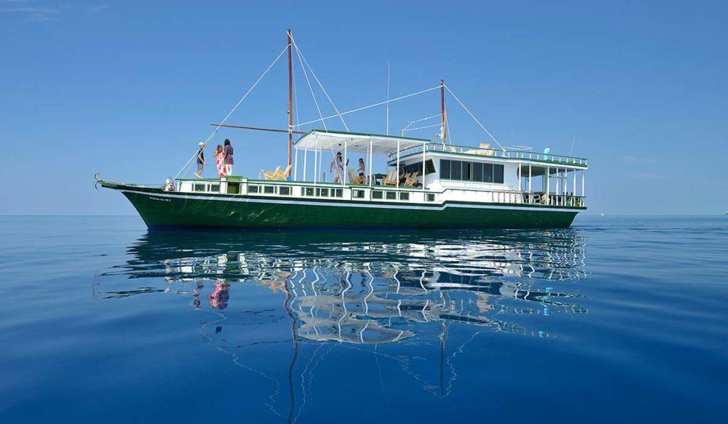 کشتی کروز مالدیو