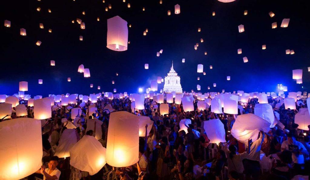 جشن نور تایلند