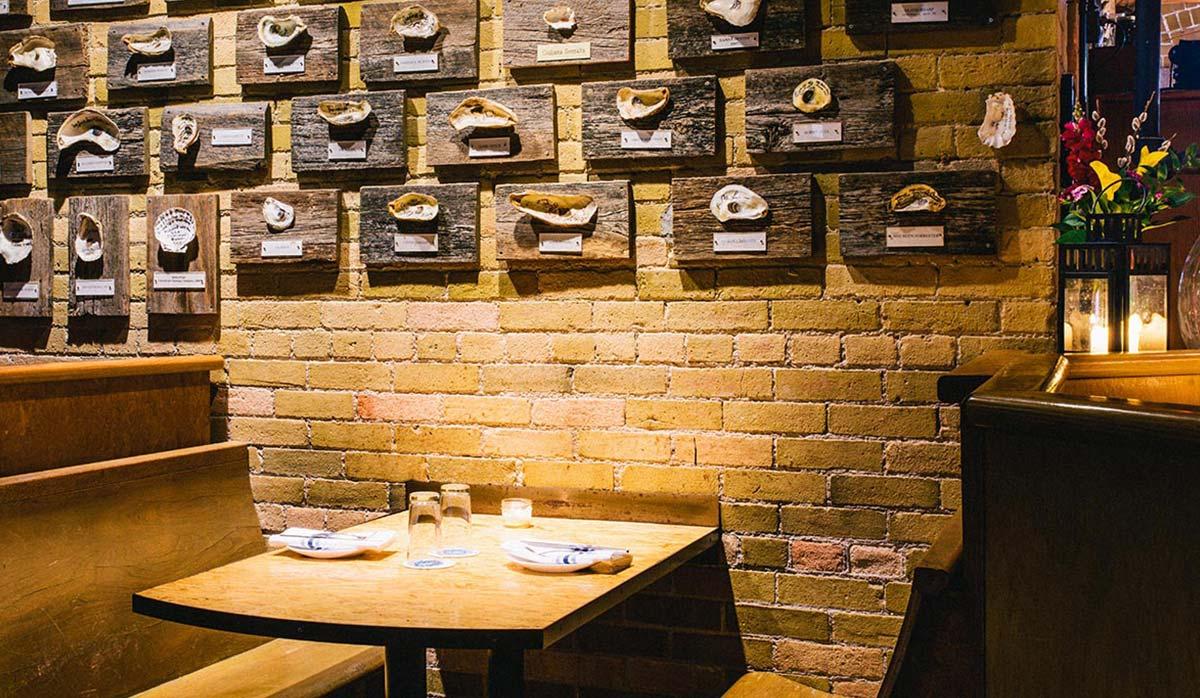 رستوران دریایی تورنتو