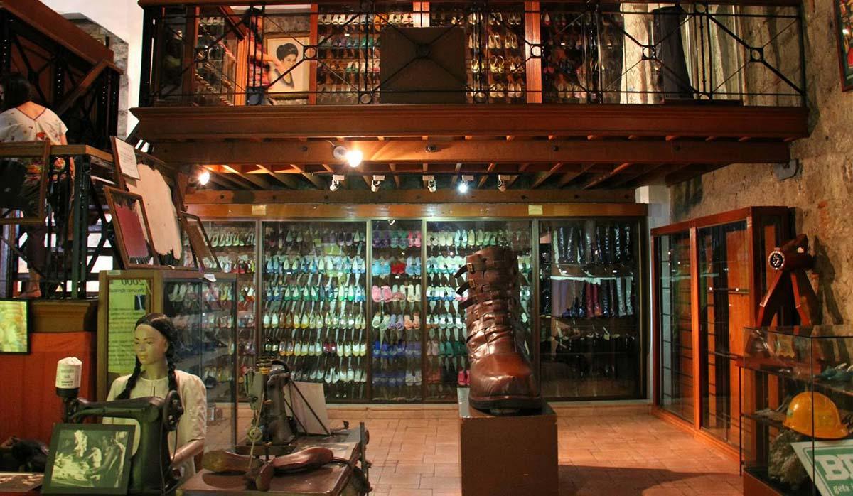 مزه کفش فیلیپین