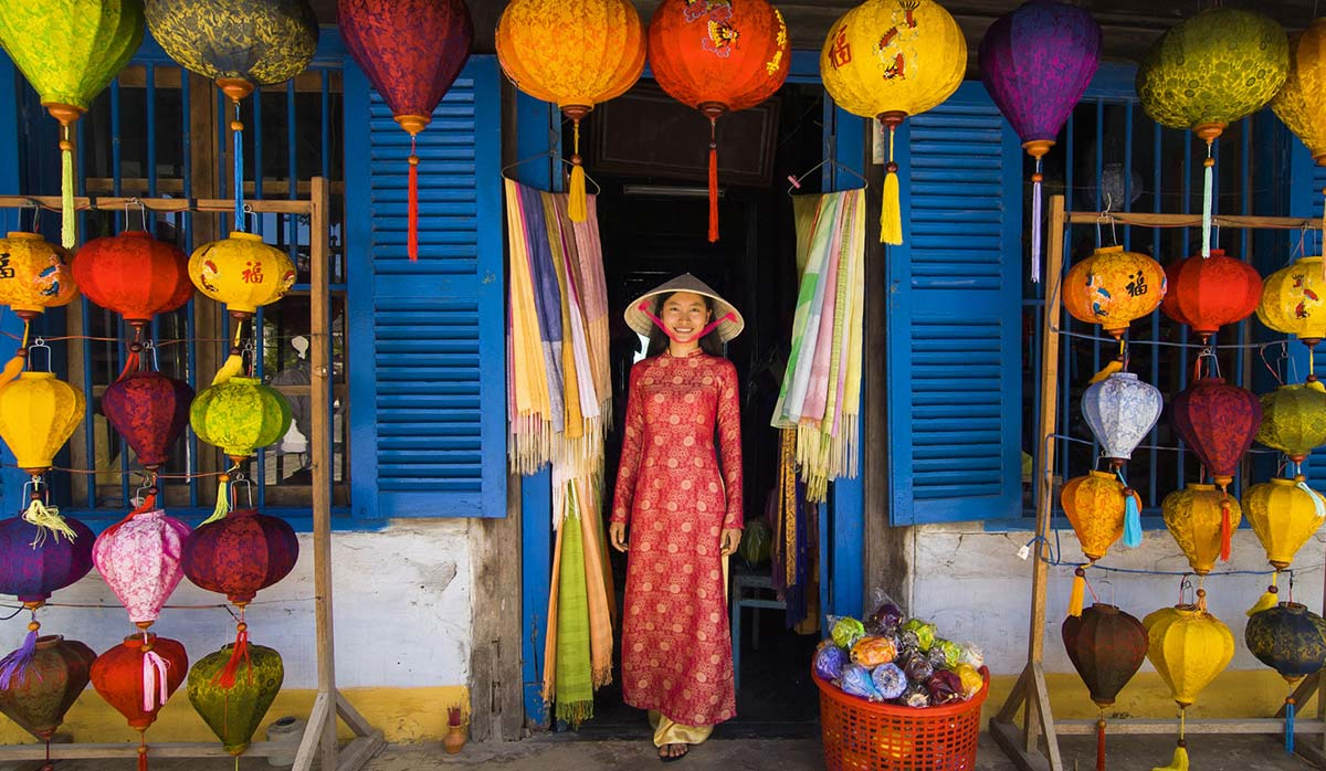 ابریشم ویتنام