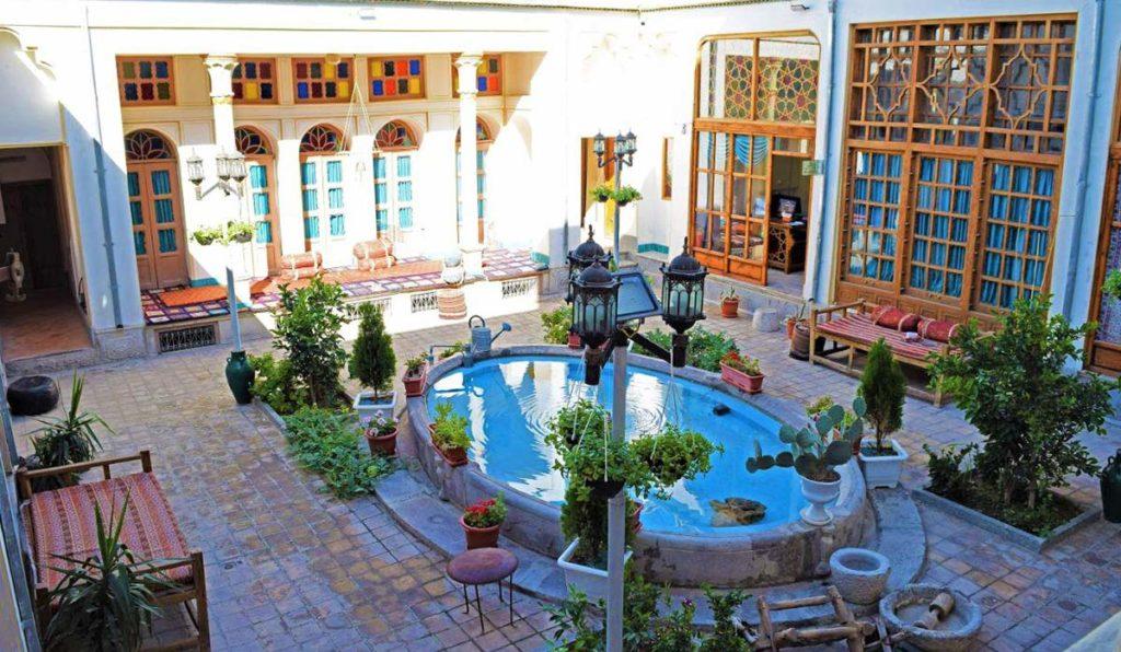 اقامتگاه خان نشین اصفهان