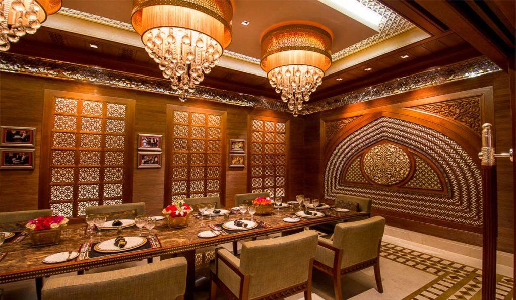 رستوران آل آنگام