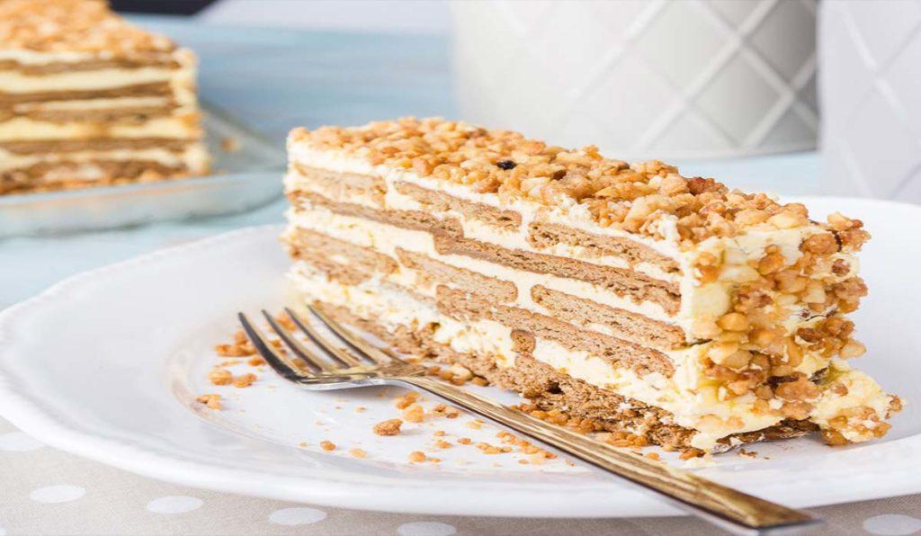 کیک ویفری