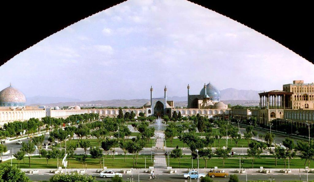 اقامتگاههای سنتی اصفهان