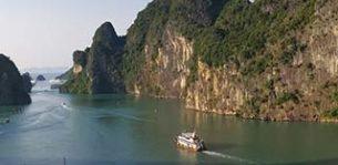 خلیج هالونگ، طبیعتی سحرانگیز در آسیا