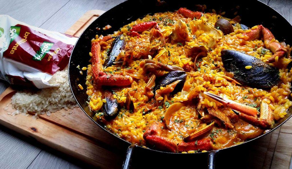 غذاهای دریایی پائولاها