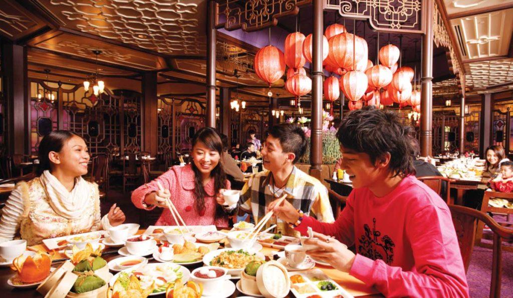 میهمانی چینی