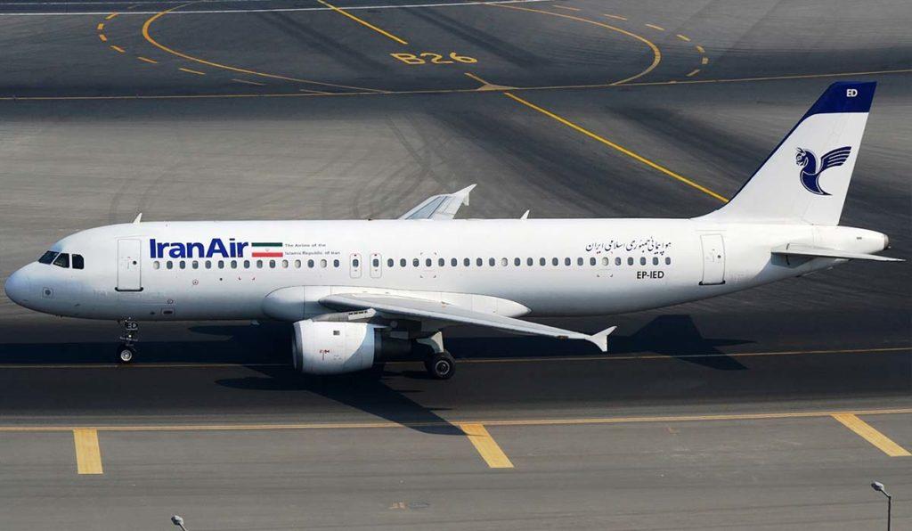 افتخارات هواپیمایی ایران ایر