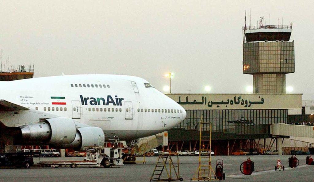 شبکه پروازی هواپیمایی ایران ایر