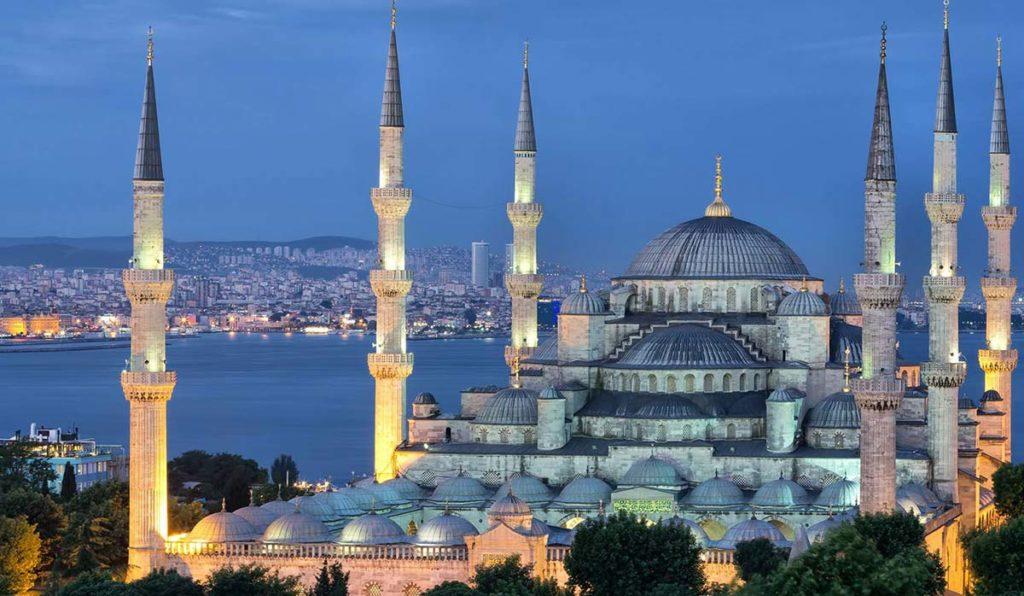مسجد آبی (سلطان احمد) استانبول