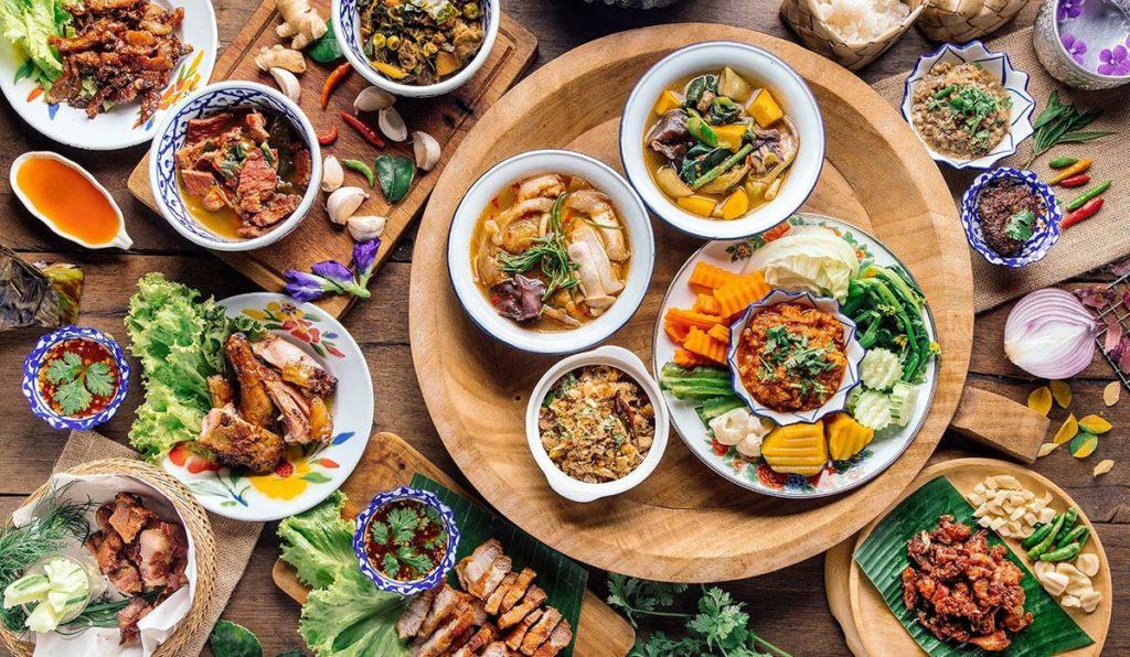 غذای تایلند