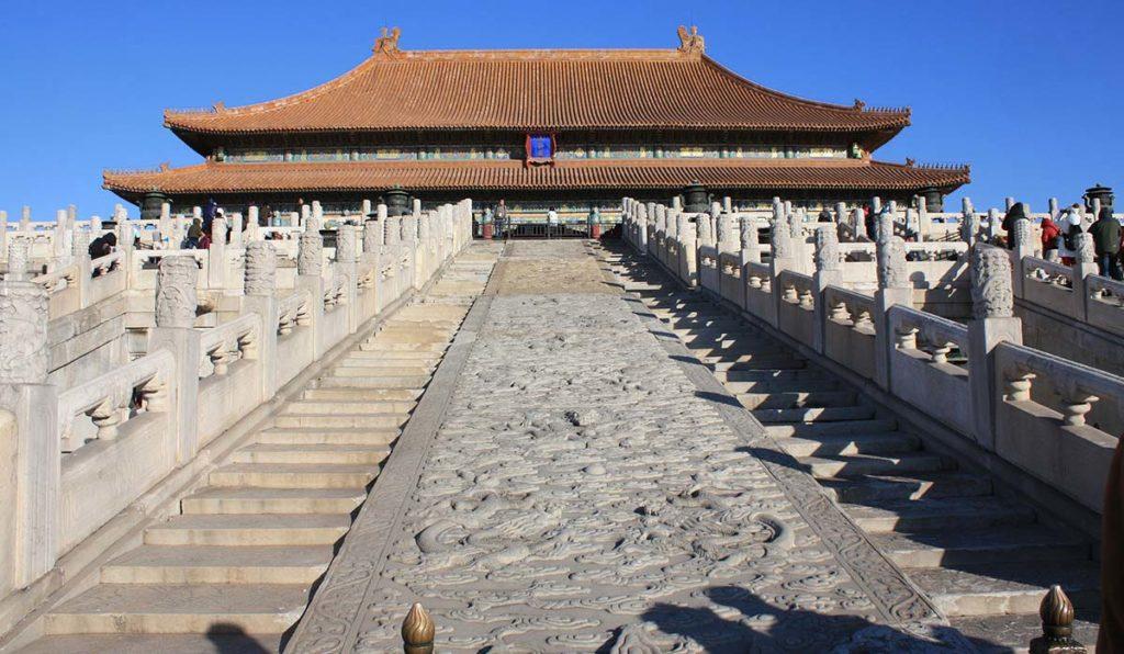 کاخ امپراطوری و شهر ممنوعه پکن