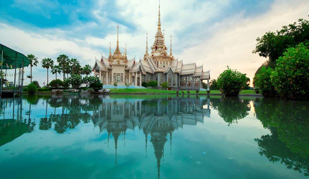جاذبههای تایلند