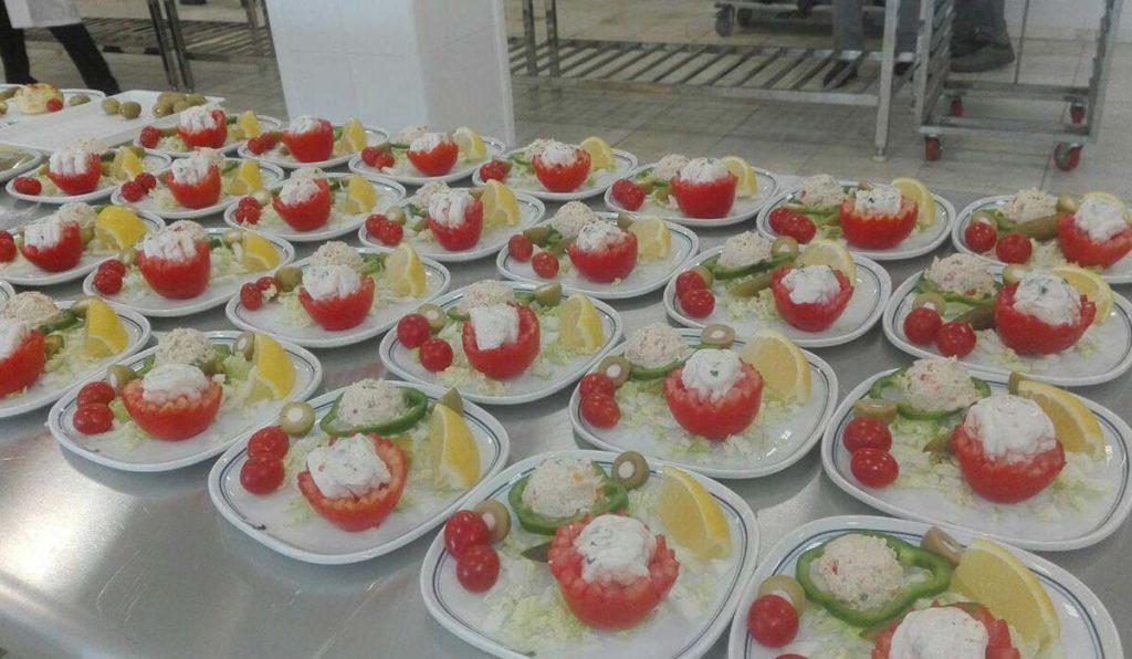 غذای ویژه ایران ایر