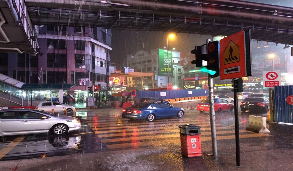 باران مالزی