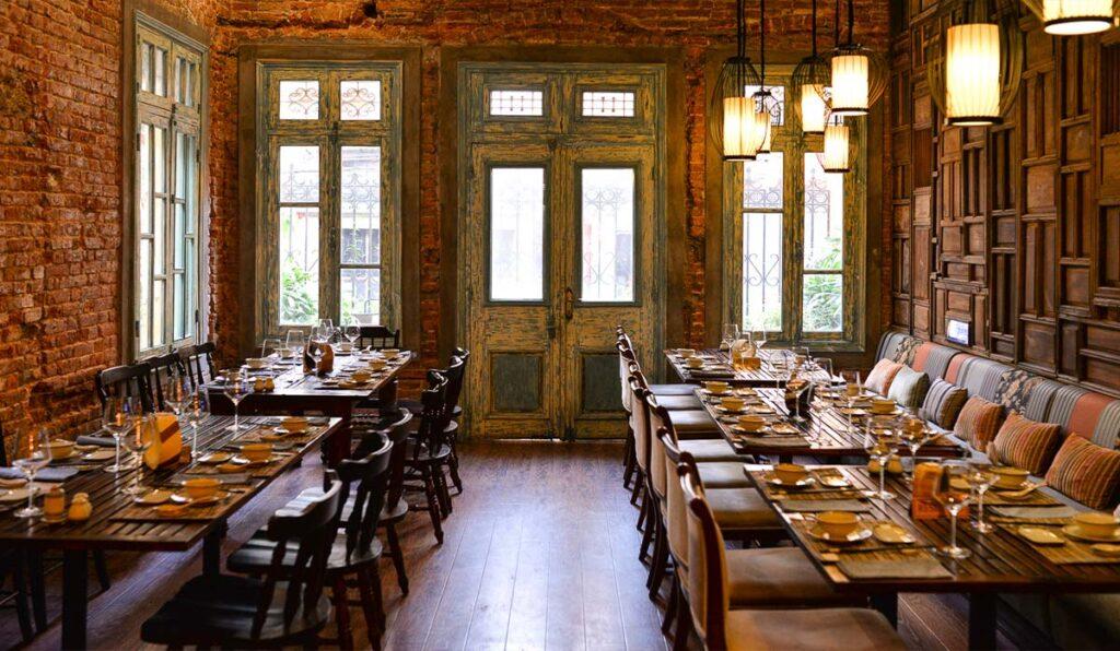 رستوران خانگی هانوی