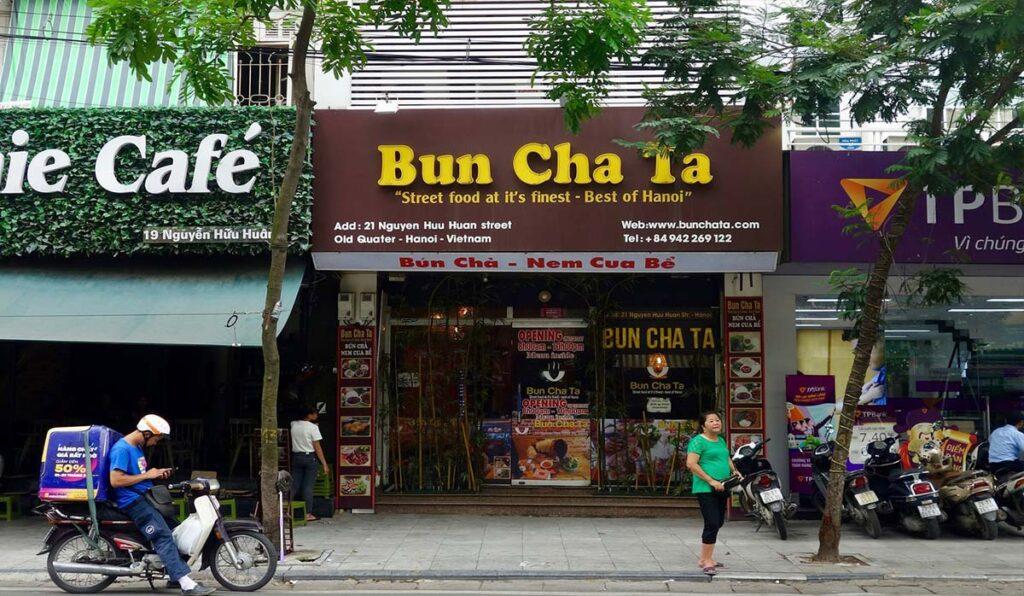 Bun Cha Ta