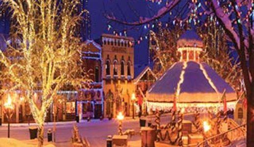 افسانهایترین شهرهای اروپا برای جشن کریسمس