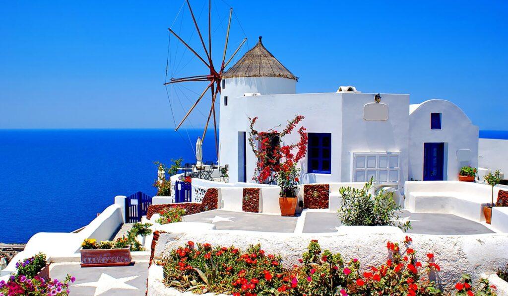 تور یونان