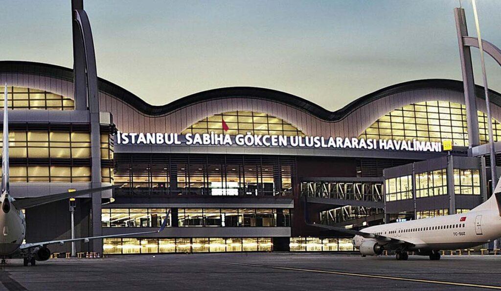 بلیط هواپیما تهران استانبول