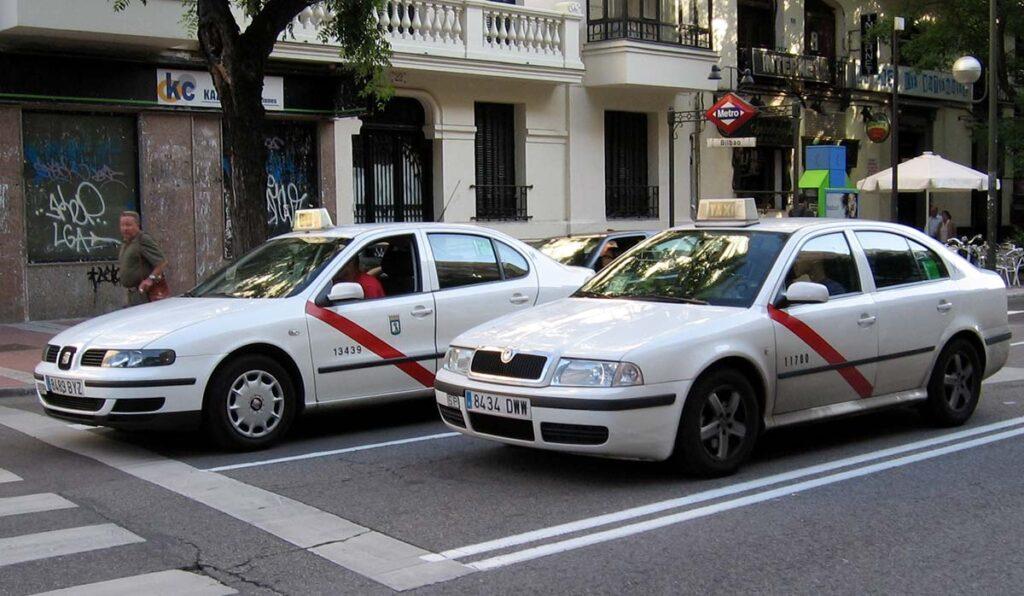 سیستم حملونقل عمومی مادرید