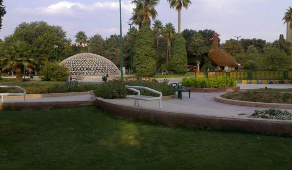 شهربازی پارک آزادی