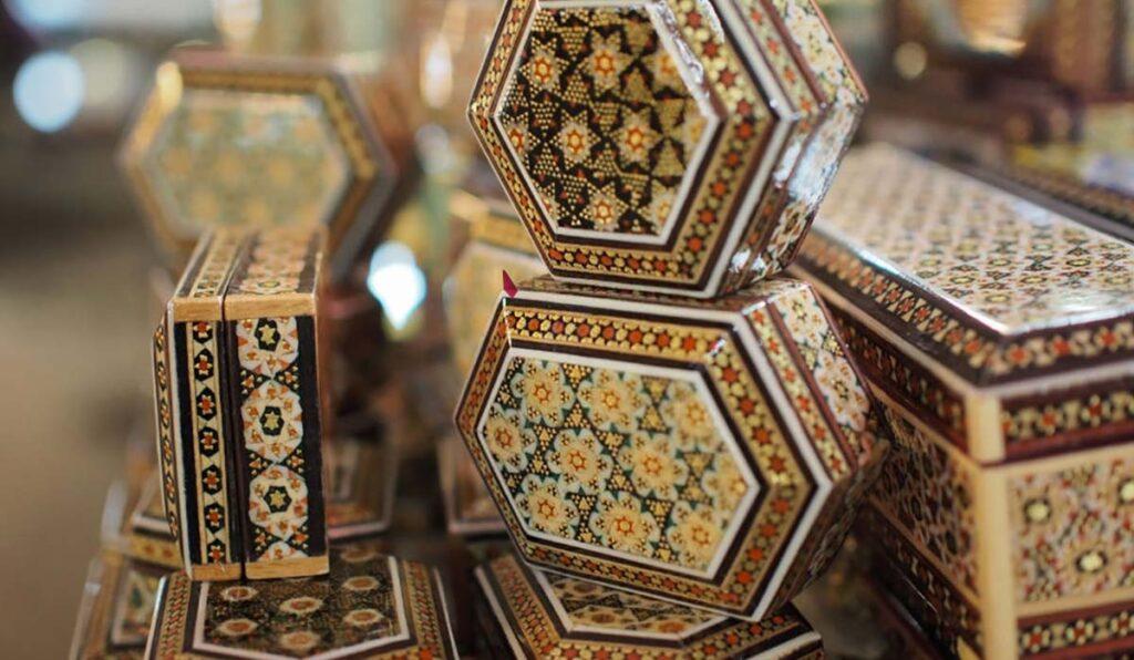 سوغاتیهای اصفهان