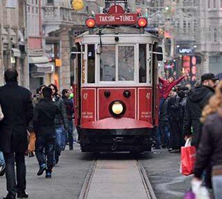 وسایل حملونقل عمومی در استانبول