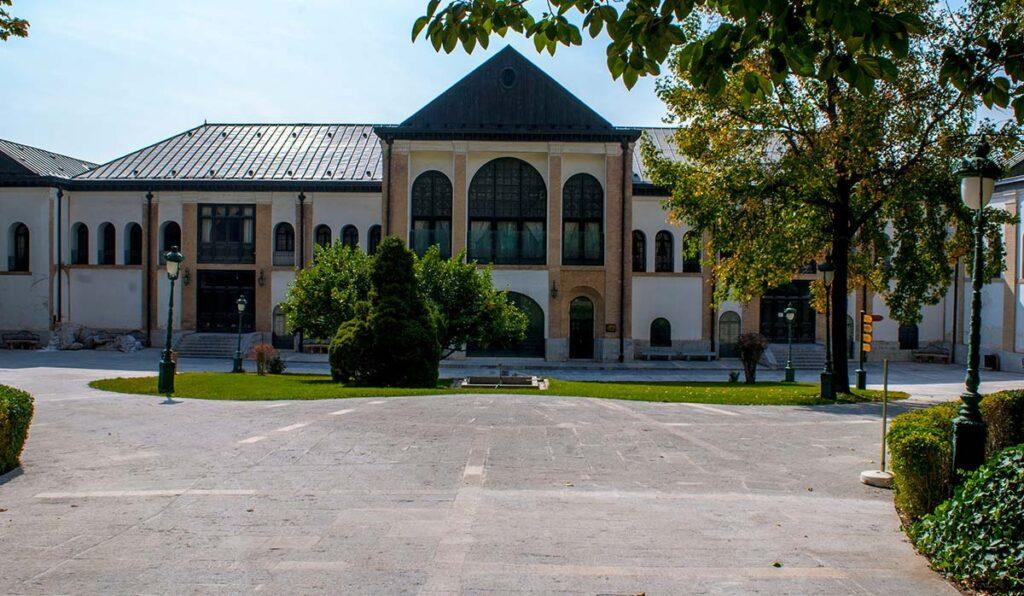 کاخهای سلطنتی تهران