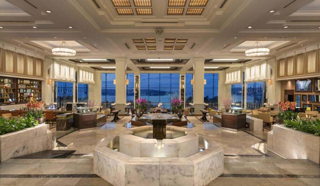 هتل سوئیس د بسفروس